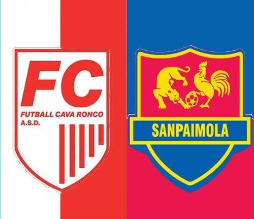 Futball Cava Ronco vs SanPa Imola 0-0