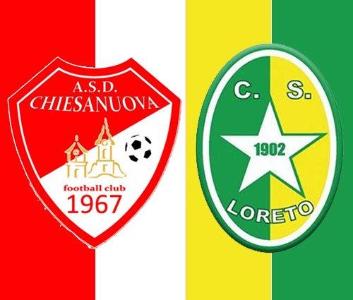 CS Loreto - esordio in trasferta contro l'ostica Chiesanuova