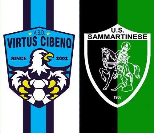 Virtus Cibeno vs Sammartinese 0-1