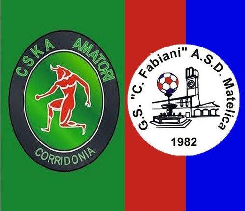 CSKA - F. Matelica 3-1