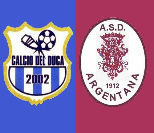 Del Duca Ribelle - Argentana 3-0