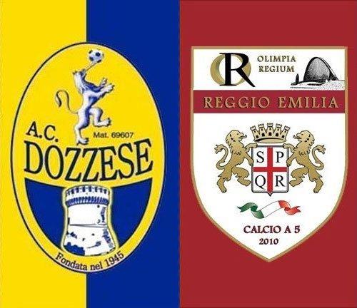 Dozzese - Olimpia Regium 3-5 (p.t. 3-2)