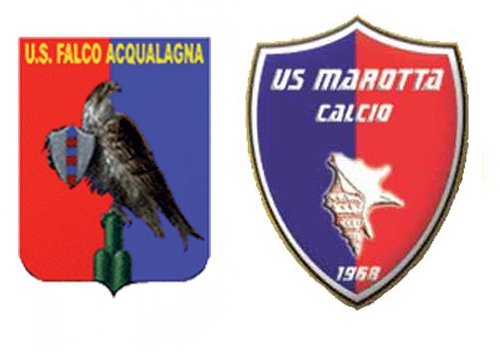 Falco Acqualagna vs Marotta 1-0