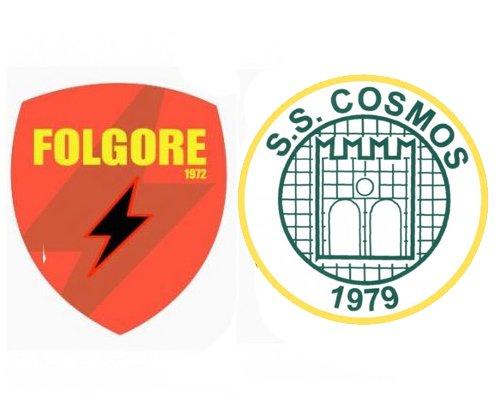 Coppa Titano - Folgore vs Cosmos 5-0 dts (2-0)