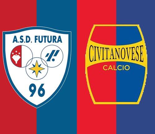 Futura 96 vs Civitanovese 2-1 (1-1 pt)