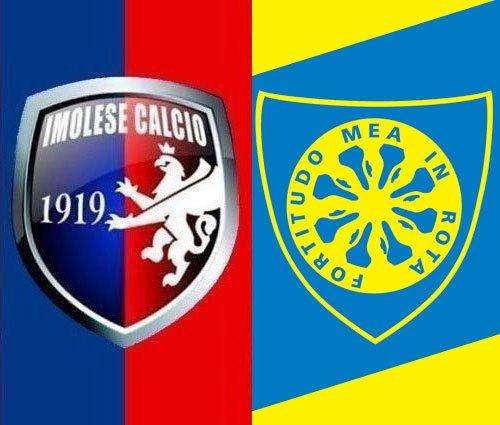 Imolese vs Carrarese 2-4