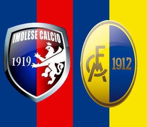 Pre partita Modena vs Imolese