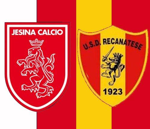 Allenamento congiunto Recanatese-Jesina