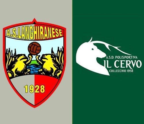 Langhiranese vs Polisportiva Il Cervo 4-1