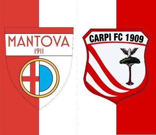 Mantova vs Carpi 0-0
