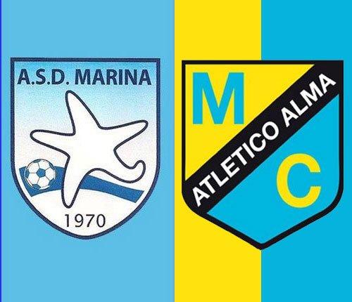 Marina vs Atletico Alma 1-1