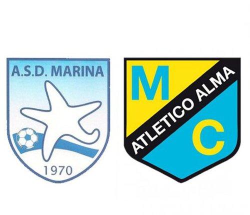 Atletico Alma vs Marina 0-0