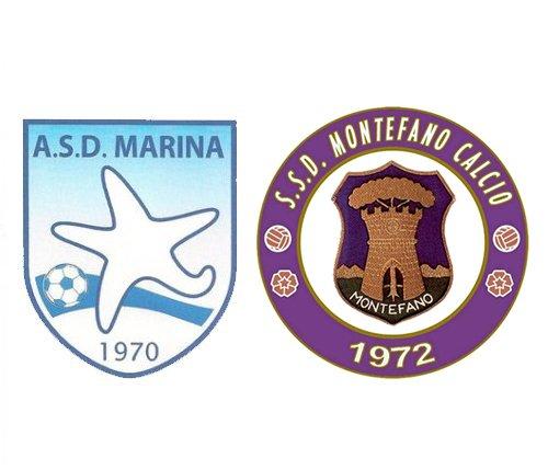 Marina vs Montefano 0-2
