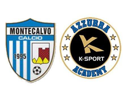 AVIS Montecalvo vs K-Sport Academy Azzurra 0-0