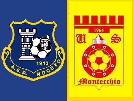 Noceto vs Montecchio 0-0