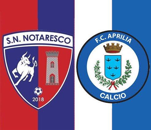 SN Notaresco vs Aprilia Racing Club, il prepartita