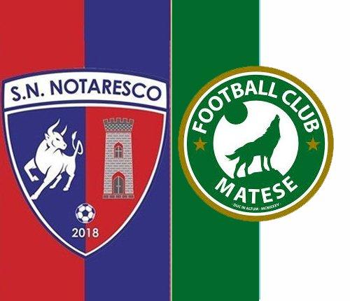 FC Matese vs SN Notaresco, il pre partita