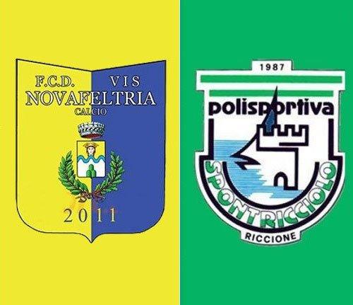 Vis Novafeltria vs Spontricciolo 0-0