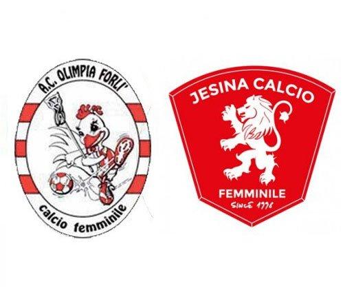 AC Olimpia Forlì  - Jesina femminile     0 - 3