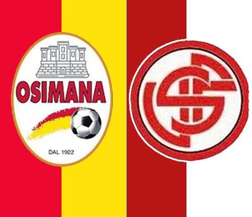Osimana vs Filottranese 0-0