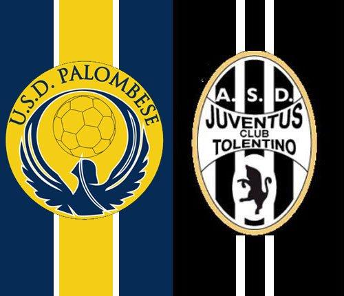 Palombese - Juventus club Tolentino  0 - 1