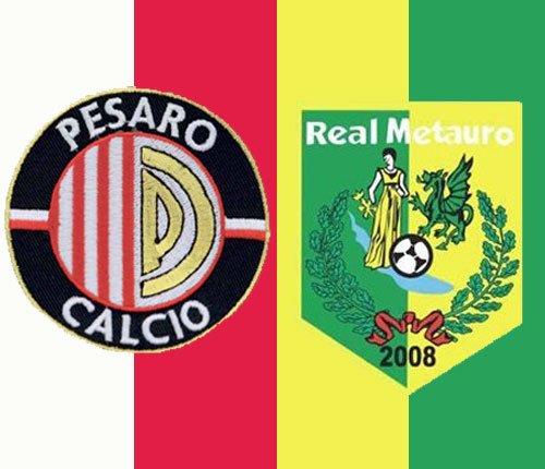 Real Metauro vs Pesaro Calcio 0-0