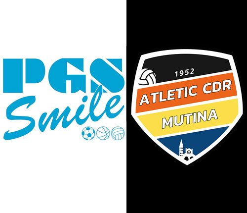 PGS Smile vs Atletic Cdr Mutina 1-2