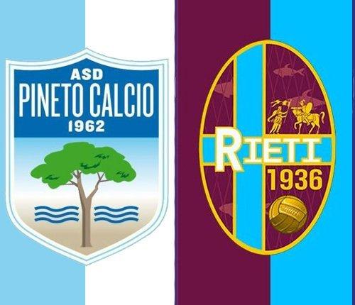 Pineto vs Rieti 2-0