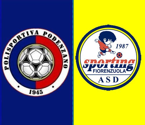 Podenzano vs Sporting Fiorenzuola 0-1