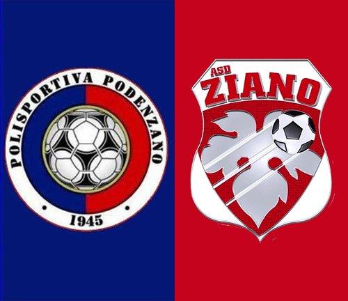 Podenzano vs Ziano 1-4