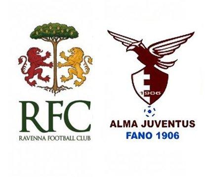 Beretti - Alma Juventus Fano - Ravenna FC 2-2