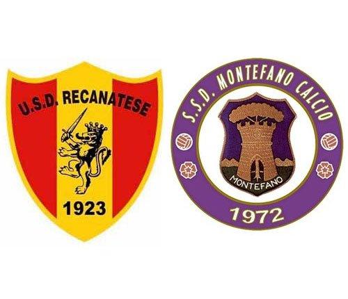 Recanatese-Montefano 2-1