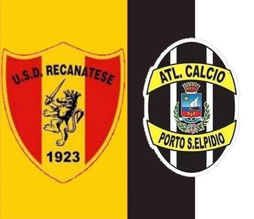 Recanatese-Atl. Calcio P.S. Elpidio 3-0