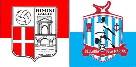 Rimini FC: nove reti nel test con il Bellaria Igea Marina