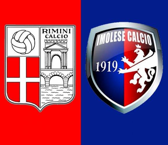 Rimini vs Imolese 2-1