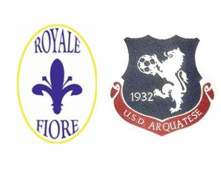 Royale Fiore - Arquatese  2 - 5