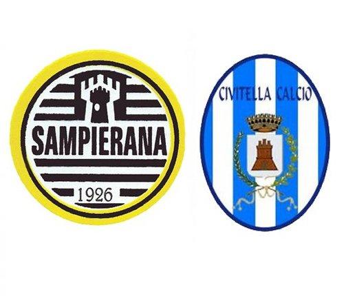 Sampierana vs Civitella 2-1