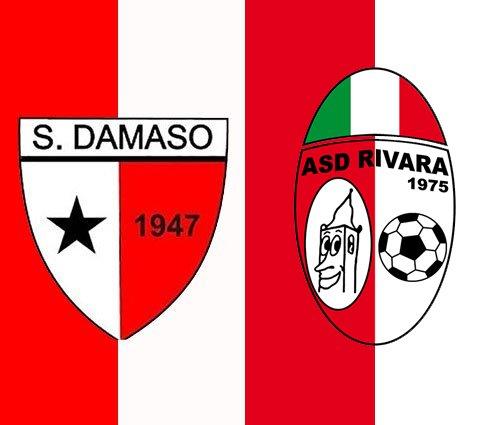 San Damaso vs Rivara 2-0