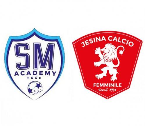 San Marino Academy vs Jesina 1-3