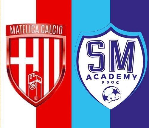 U16 - Matelica - San Marino Academy 1-1