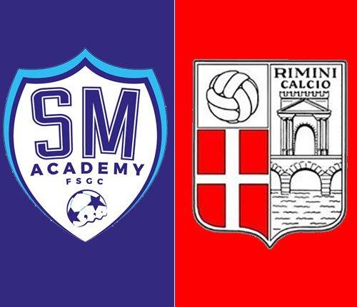 San Marino Academy-Rimini 1-2