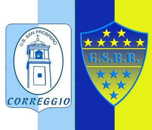 San Prospero Correggio vs Boca Barco 0-0