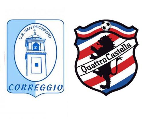 San Prospero vs Quattro Castella 0-0