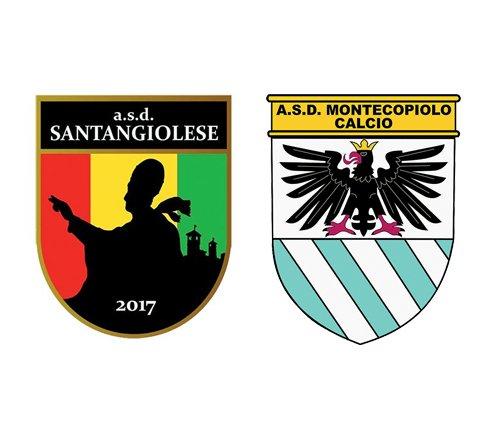 Santangiolese – Montecopiolo calcio   3 – 0