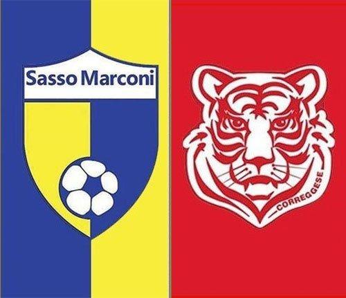 Sasso Marconi vs Correggese 2-2
