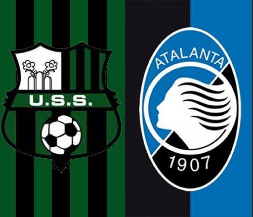 Sassuolo vs Atalanta  2-2