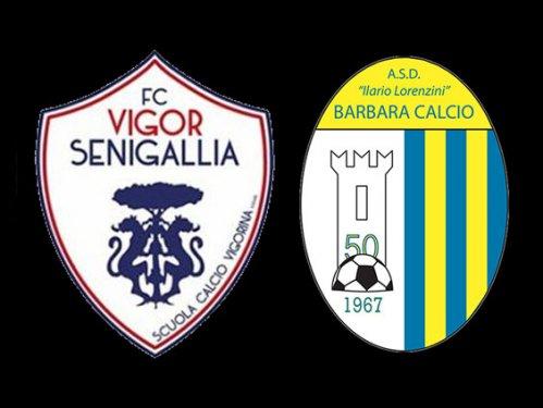 Vigor Senigallia - I.Lorenzini Barbara : 2-2
