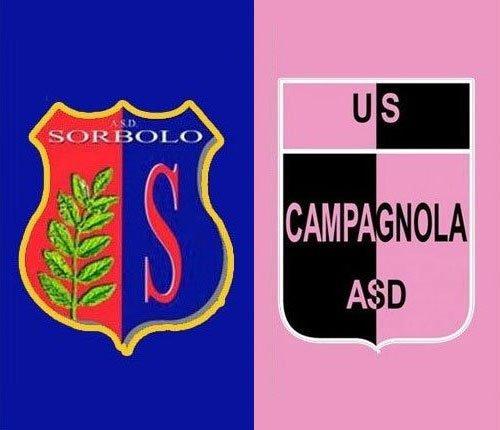 Coppa - Sorbolo vs Campagnola 5-6 (dcr)