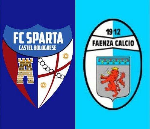 Sparta Castel Bolognese vs Faenza 0-0