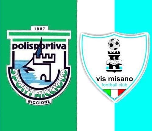 Spontricciolo vs Vis Misano 1-5